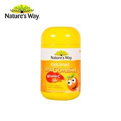 Nature's Way 佳思敏儿童维生素C+锌软糖 60粒