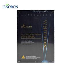 EAORON 光速美白黑面膜 玻尿酸胶原蛋白保湿 5片