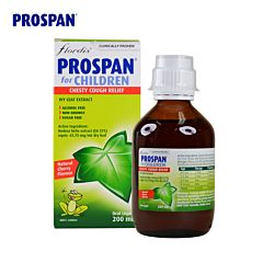 Flordis Prospan 小青蛙止咳糖浆 婴幼儿 200ml (新生儿-12岁)