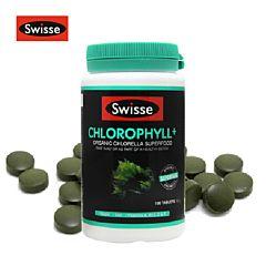 Swisse 叶绿素片 100片