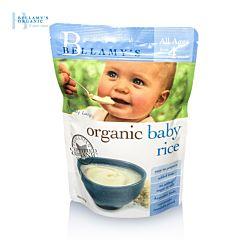 Bellamy's 贝拉米婴儿有机米粉原味 (4月以上) 125g