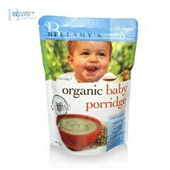 Bellamy's 贝拉米婴儿有机燕麦米粉(麦片粥) (5月以上) 125g