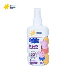 Cancer Council 茜茜尔粉红猪喷雾型儿童(6月以上)防晒霜 SPF50+ 200ml