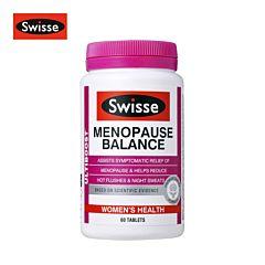 Swisse 更年期平衡营养素 60粒
