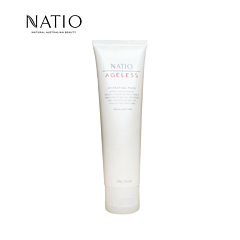 Natio 天然玫瑰果水凝补水保湿面膜乳液 100克