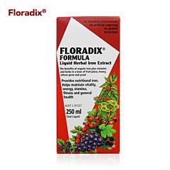 Floradix铁元 补铁补血液 250ml