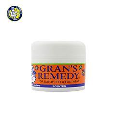 Gran's remedy新西兰老奶奶祛脚臭粉 花香味50g