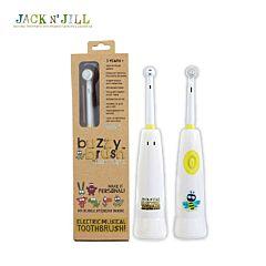 Jack n'jill 杰克儿童电动音乐牙刷 3岁以上