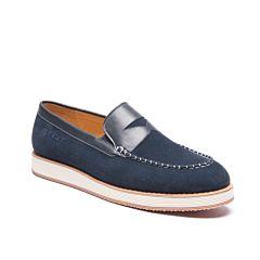 (包邮)DK UGG 18春夏新款男鞋 DK702  Lewiston便士乐福鞋