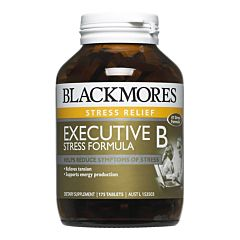 Blackmores 维生素B 抗疲劳片175片