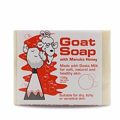 Goat Soap 纯天然山羊奶皂 (麦卢卡蜂蜜) 100g