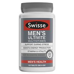 Swisse 男士多种复合维生素 120粒