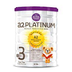 A2 白金版婴儿奶粉3段(12个月以上) 900g