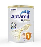 Aptamil Profutura 澳洲爱他美白金版婴儿奶粉1段 900g (0-6月) 新版