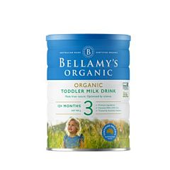 Bellamy's 贝拉米有机婴幼儿配方奶粉3段(1岁以上) 900g 新版