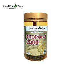 Healthy Care 天然黑蜂胶软胶囊 2000mg 200粒