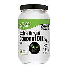 Absolute Organic AO冷压初榨有机椰子油 300g