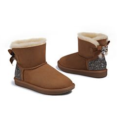 (包邮)DK UGG DK039(女鞋) 18秋冬新款3M防泼水短款雪地靴