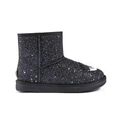(包邮)DK UGG DK033(女鞋) 18秋冬新款俏皮搞怪睫毛亮片雪地靴