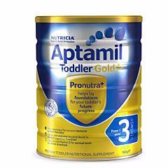 Aptamil Gold 澳洲爱他美金装婴儿奶粉3段 (1-2岁)  900g
