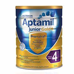 Aptamil Gold 澳洲爱他美金装婴儿奶粉4段(2岁以上) 900g