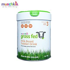 Munchkin 草饲牧牛婴儿配方奶粉730g 3段(1岁以上)