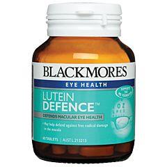Blackmores 叶黄素保护视力 60粒