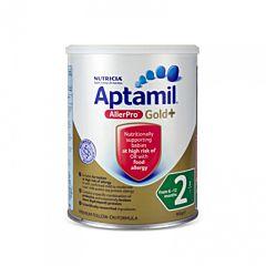 Aptamil 爱他美 金装深度水解婴幼儿奶粉 2段 900g