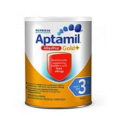 Aptamil 爱他美 金装深度水解婴幼儿奶粉 3段 900g