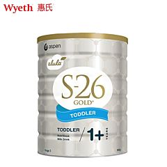 Wyeth 惠氏金装S26婴幼儿奶粉3段 900g