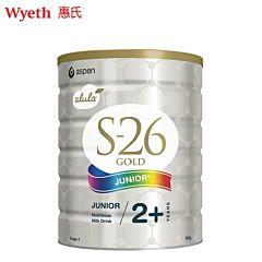 Wyeth 惠氏金装S26婴幼儿奶粉4段 900g