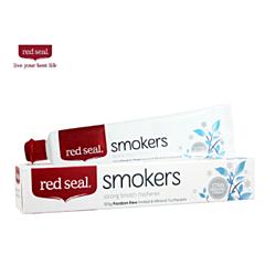 Red seal 红印 去烟渍牙膏 烟民专用/清新口气100g