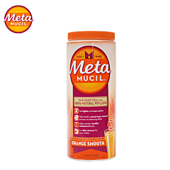 Metamucil 美达施 橙味纤维粉 425g