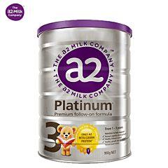 A2 白金版婴儿奶粉3段(12个月以上) 900g (新版)