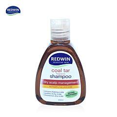 Redwin 煤焦油去屑洗发水 不含硅油 250ml