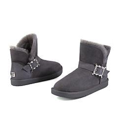 (包邮)DK UGG DK032(女鞋) 18秋冬新款3M防泼水短款雪地靴