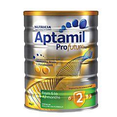 Aptamil Profutura 澳洲爱他美白金版婴儿奶粉2段 (6-12月) 900g