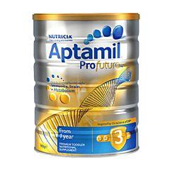 Aptamil Profutura 澳洲爱他美白金版婴儿奶粉3段 (1-2岁)  900g