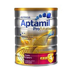 Aptamil Profutura 澳洲爱他美白金版婴儿奶粉4段(2岁以上) 900g