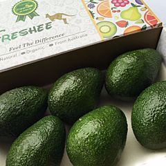 AU Fresh 澳洲水果 牛油果 6个