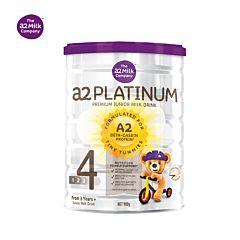 A2白金幼儿配方奶粉 4段