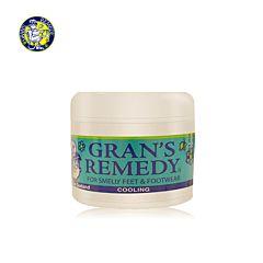 Gran's remedy新西兰老奶奶祛脚臭粉 薄荷味50g